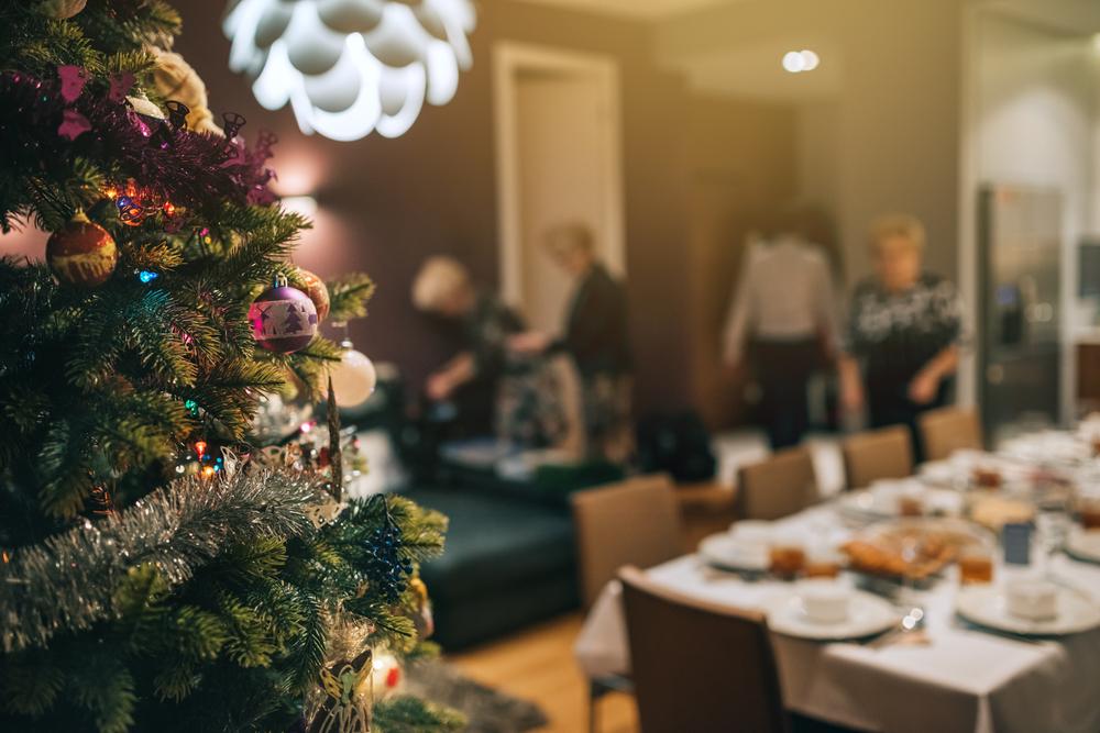 Božić, večera, badnji dan, Nova godina