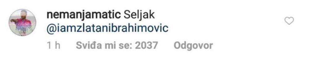 Status of Matic on Instagram
