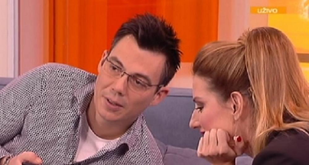 Jovana Joksimović i Željko Vasić