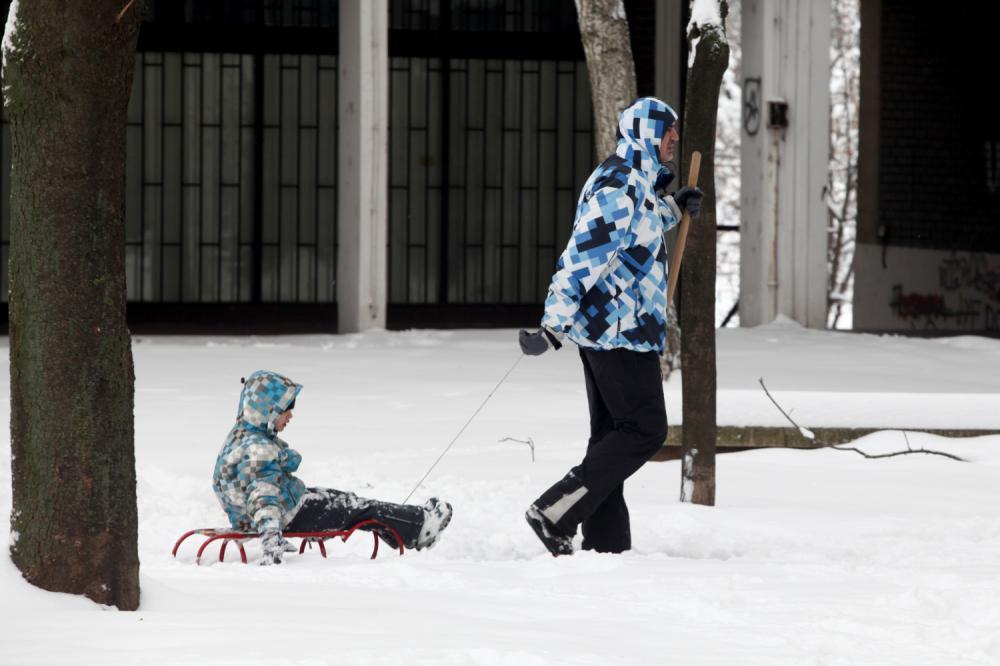 Evo Kada će Pasti Prvi Sneg Bosanski Mediji Otkrili Kakvo