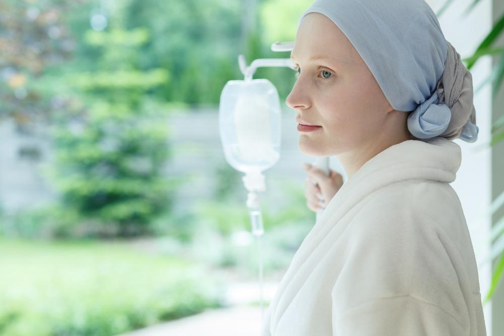 Leukemija, rak krvi, bolest, žena