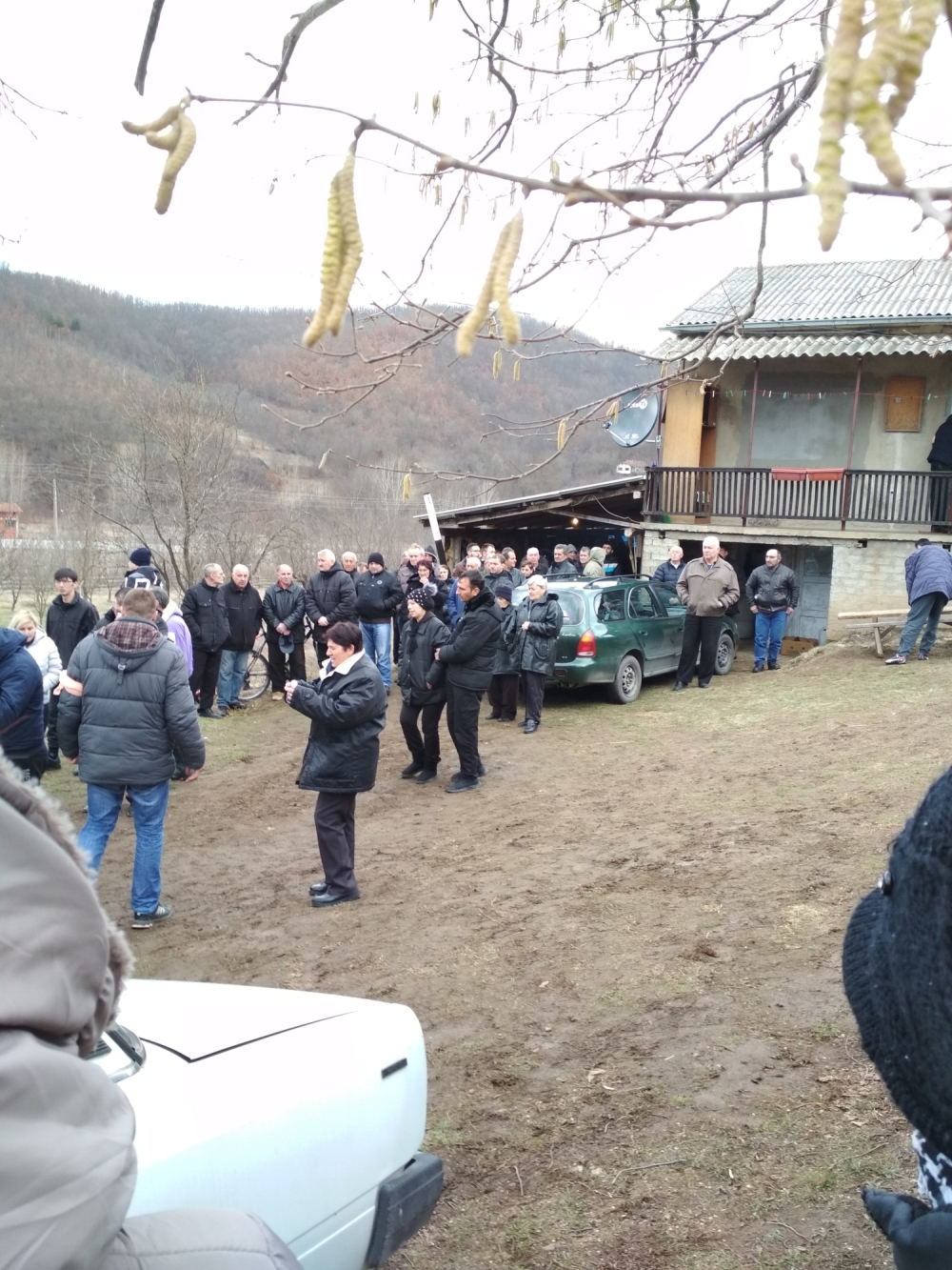 Nikola, sahrana