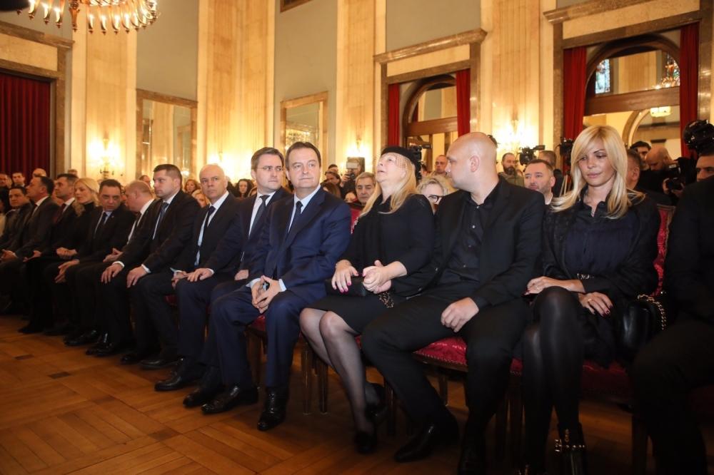 Šaban Šaulić, Porodica, Komemoracija, Svetlana Ceca Ražnatović