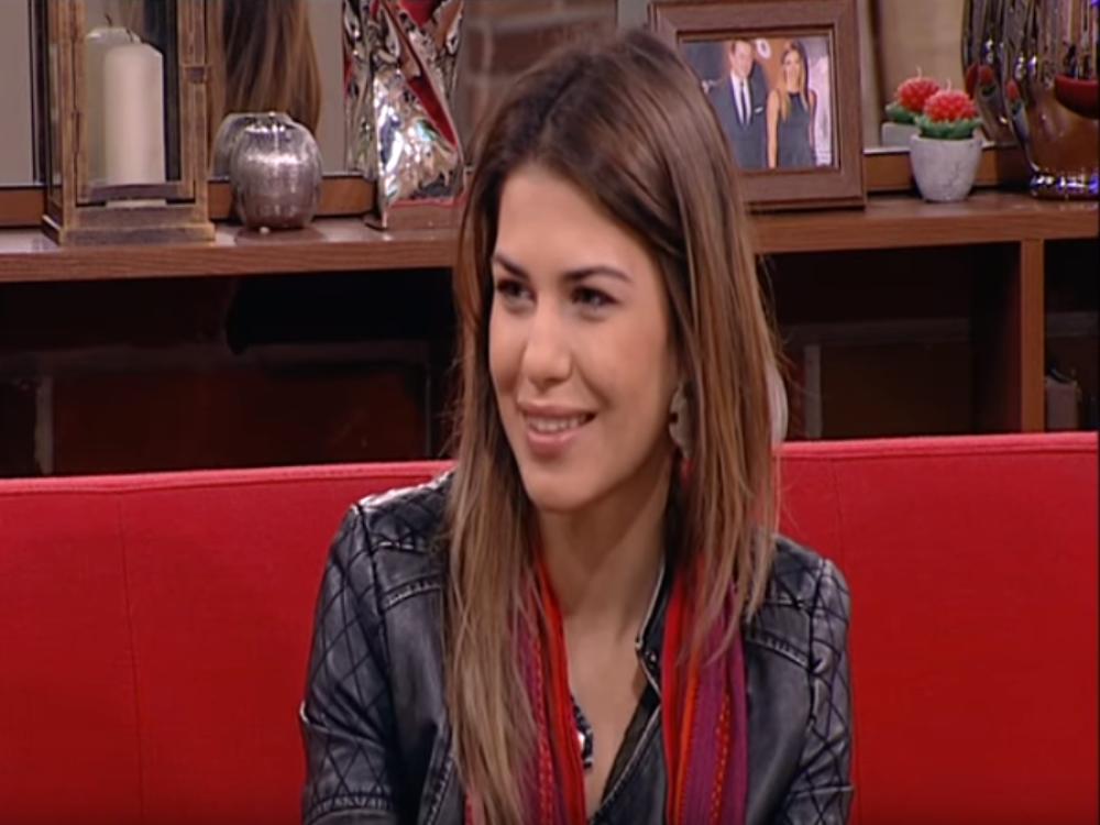 Jana Milosavljević, mala Zona Zamfirova