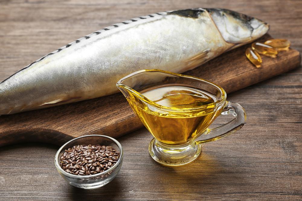 Riblje ulje, riba