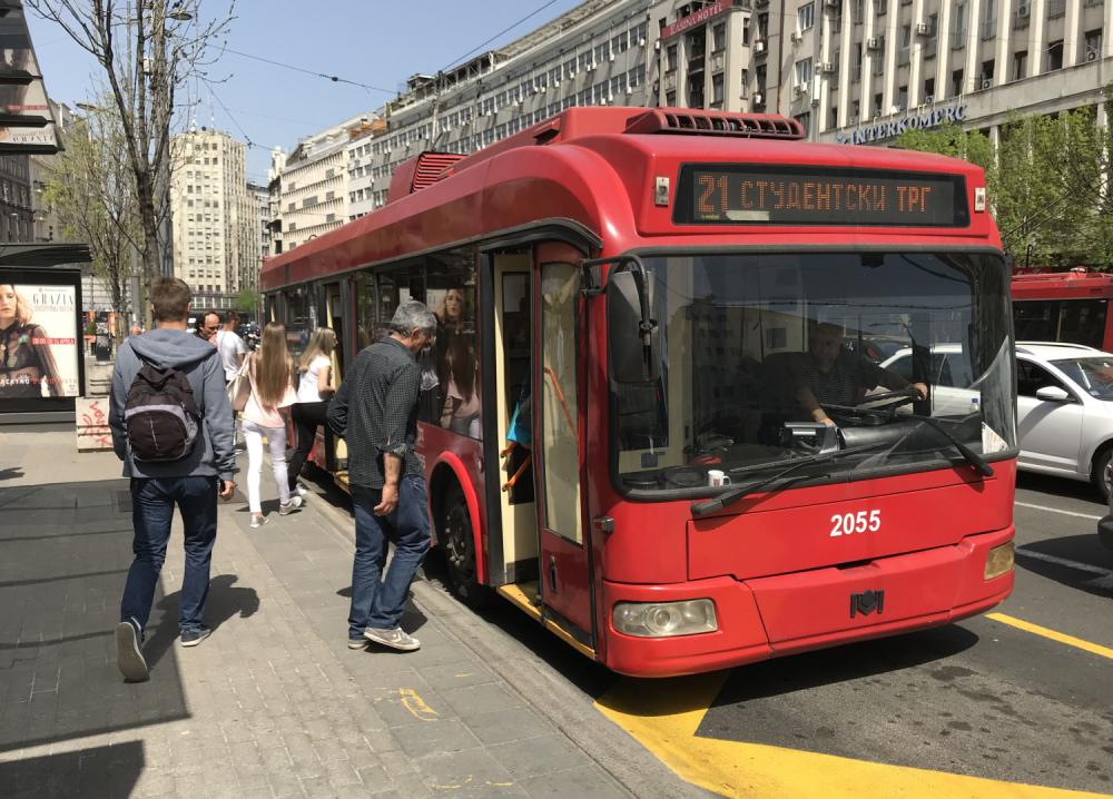 Zatvara Se Saobracaj U Centru Beograda Ovo Je Spisak Ulica Koje