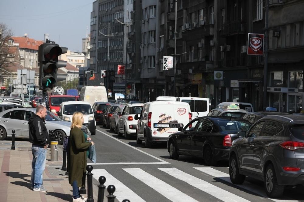 Ovim Ulicama Necete Moci Da Se Krecete A Evo I Do Kada Mapa