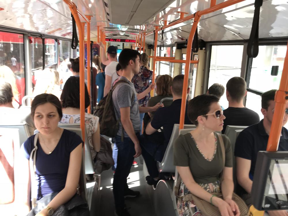 Seks u autobusu azijski