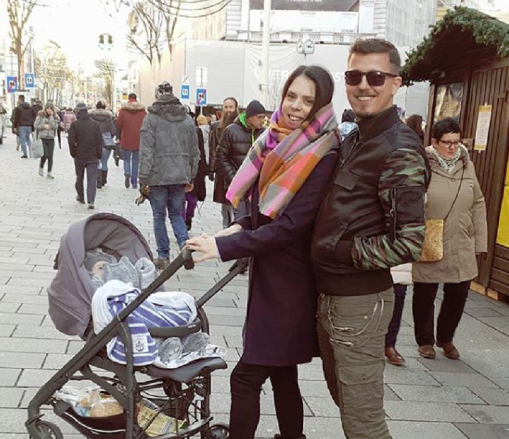 Milan i Jelena Dinčić