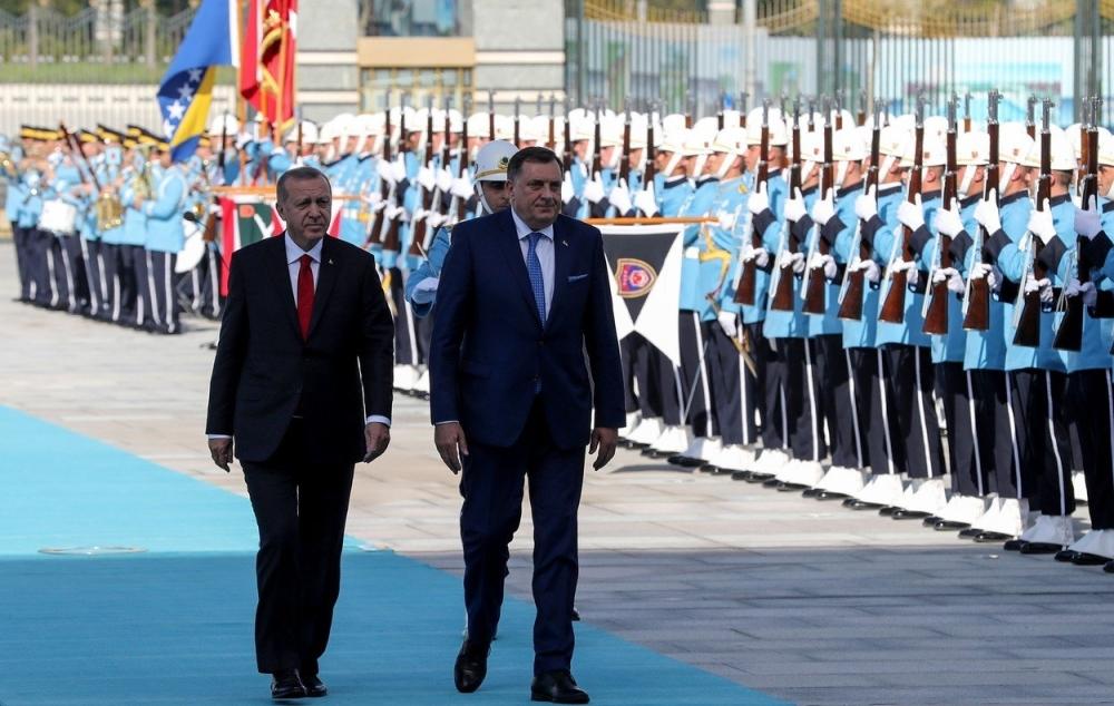 Dodik i Erdogan