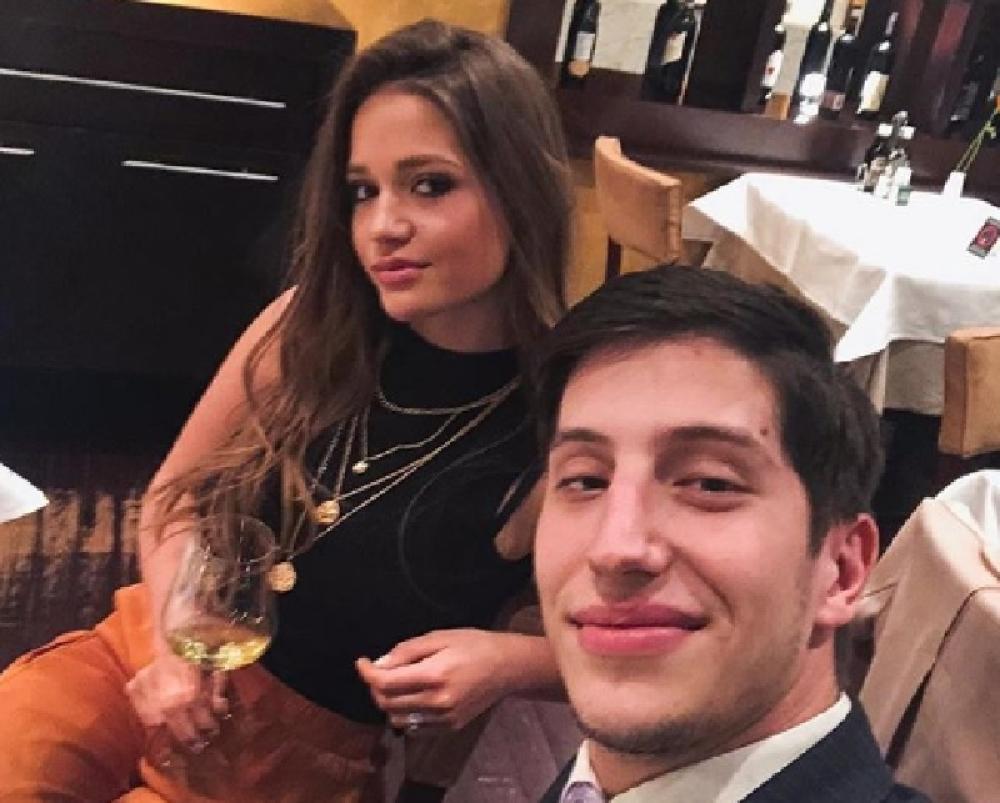 Anđela Marinko i Lav Pajkić