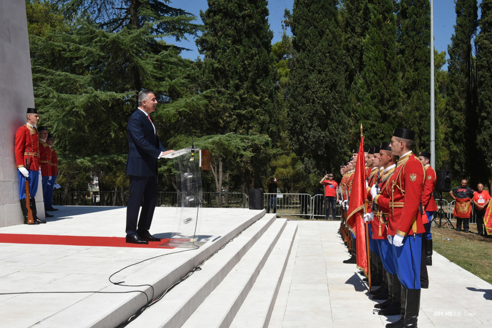 Crna Gora, Milo Đukanović, Crnogorci