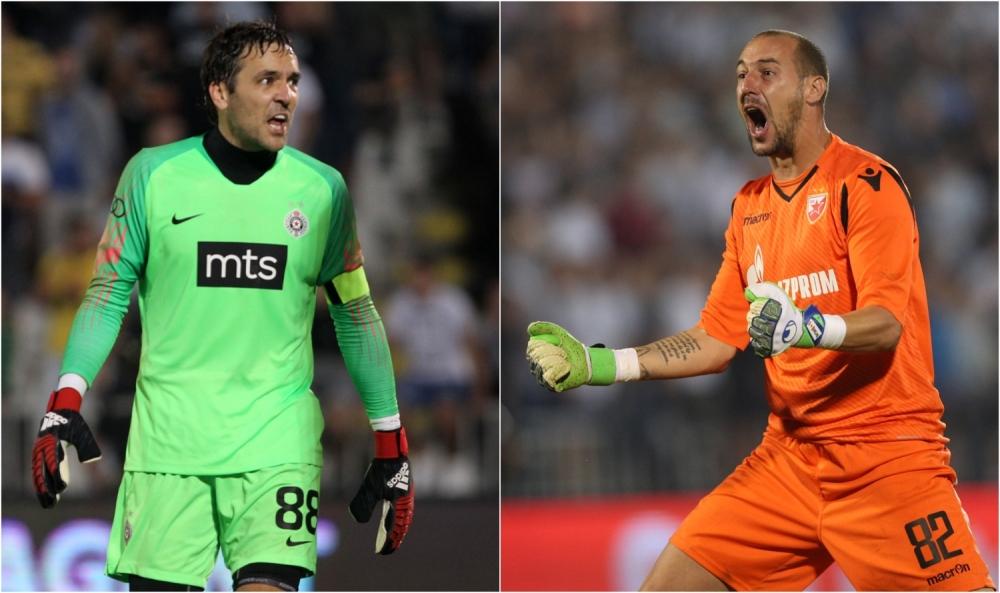 Vladimir Stojković i Milan Borjan
