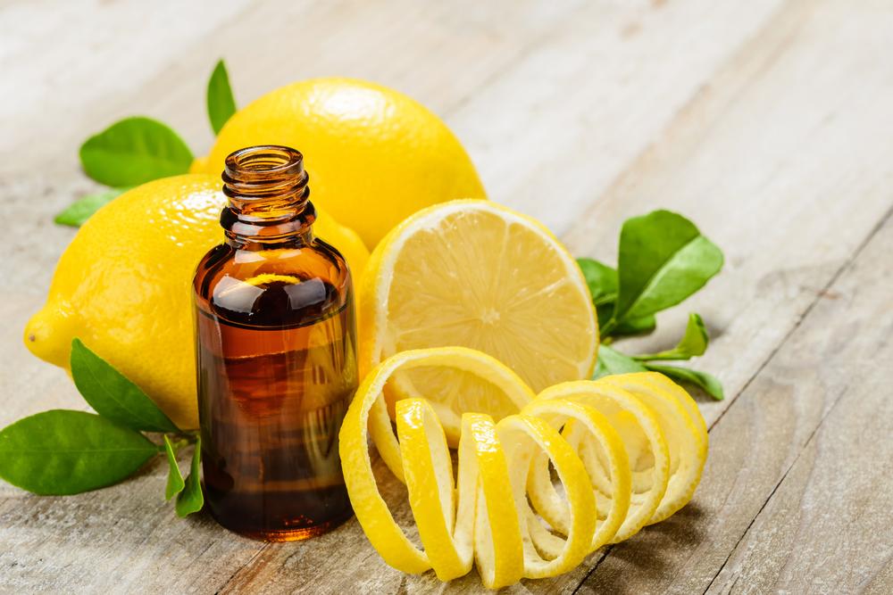Limun, ulje, kora
