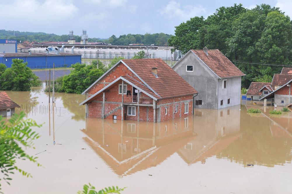 Na Balkanu Ce Biti Jake Kise I Poplave A Jedan Mesec Ce Biti