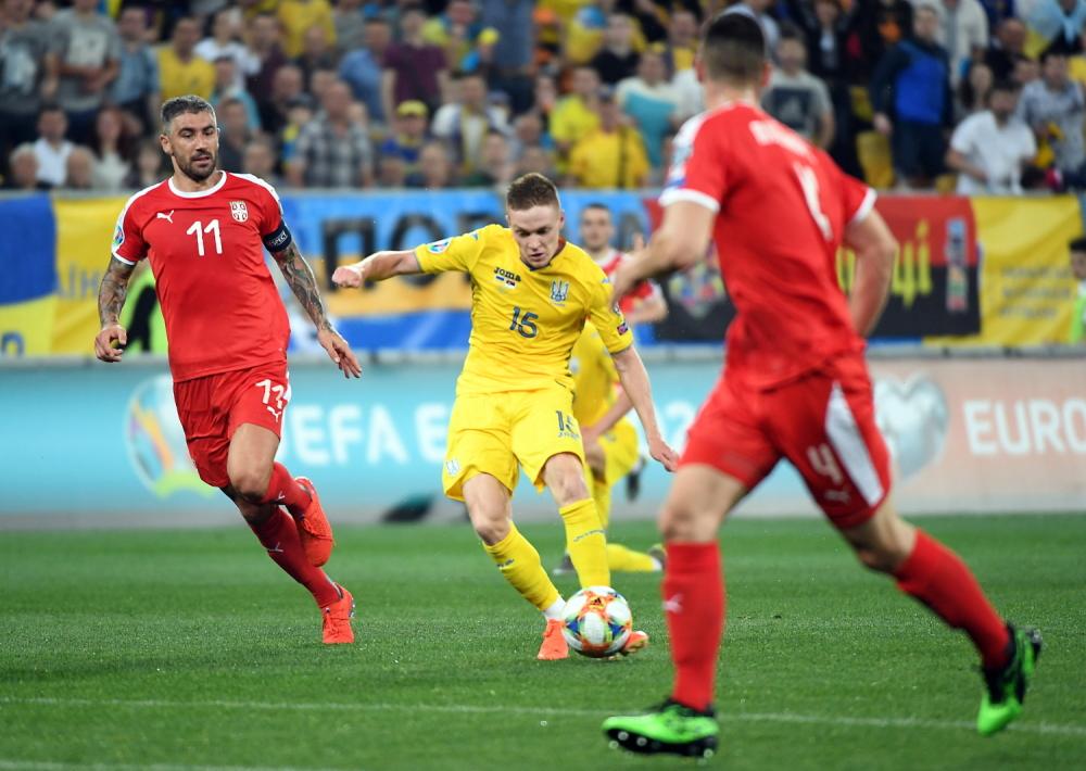 Ukrajinci Nas Odučili Od Fudbala Razvalili šamarčinu I