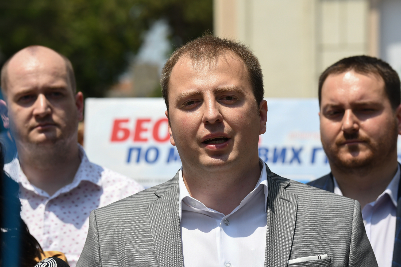 Mirkoviæ: SzS predstavlja gomilu propalih politièara