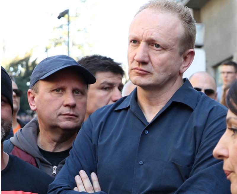 Čovek iz senke koji stoji iza protesta, Đilasova desna ruka i saradnik jedne strane službe