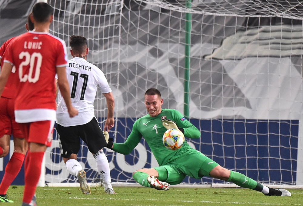 Nemci Nas Odučili Od Fudbala Idemo Kući Meč Sa Dancima Ne