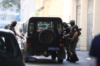 Žandarmerija, policija, sud, hapšenje