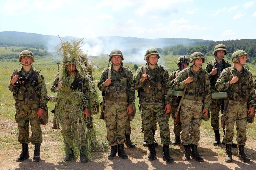 Vojska Srbije, Vojna akademija, Diplomac