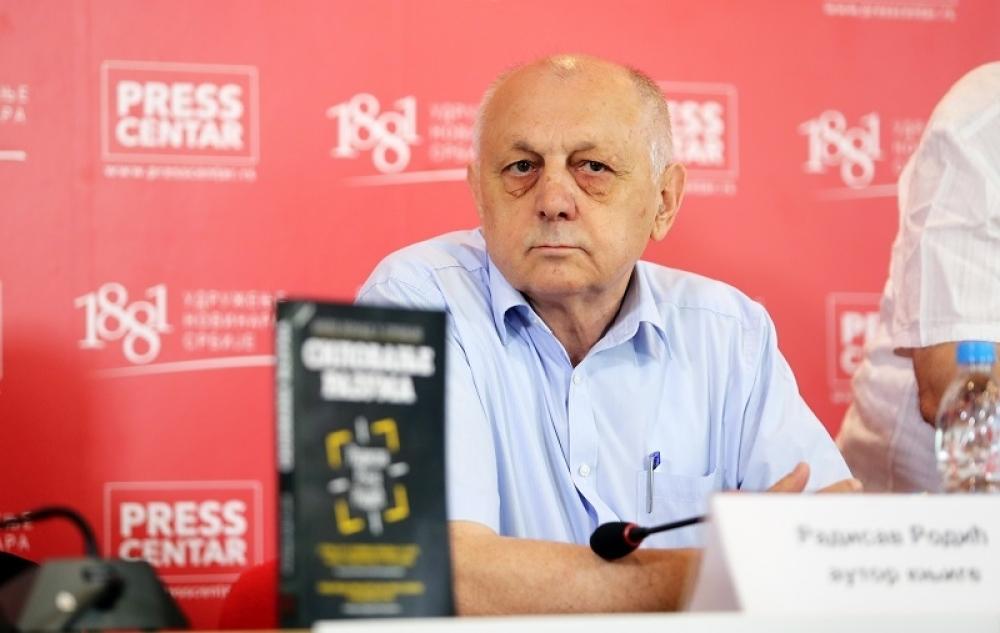 Radisav Rodić kaže da su ga demokrate reketirale i terorisale