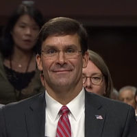 Mark Esper, sekretar odbrane SAD