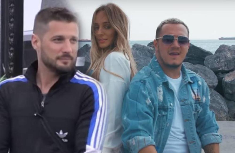 Luna Đogani, Marko Miljković, Gastoz