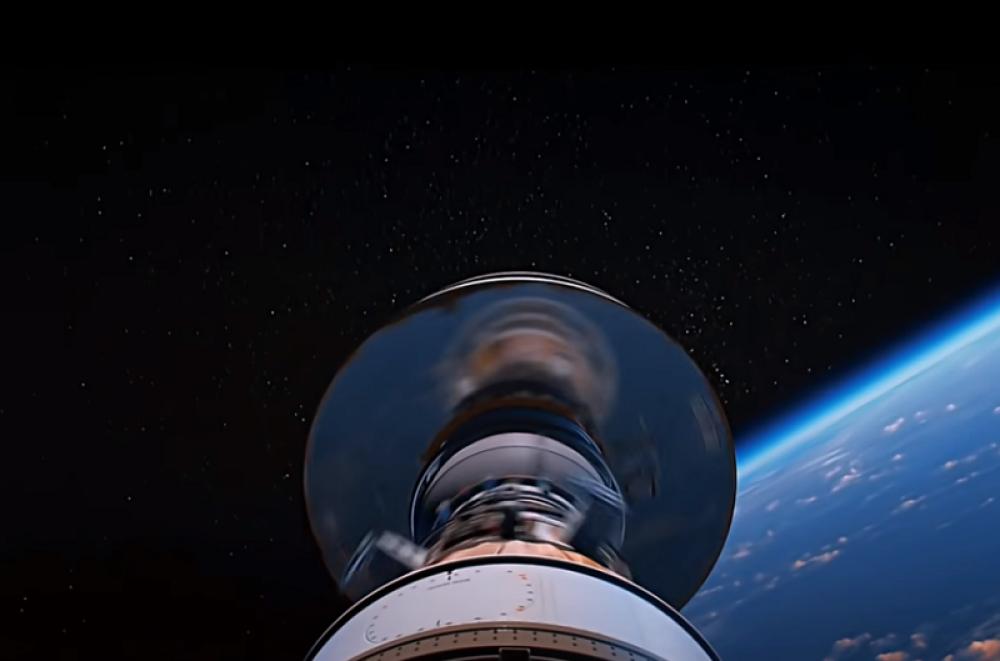 Svemirski seks video