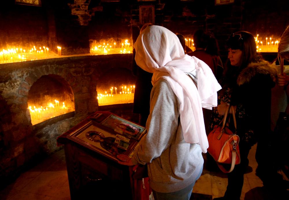 crkva, vernici, molitva