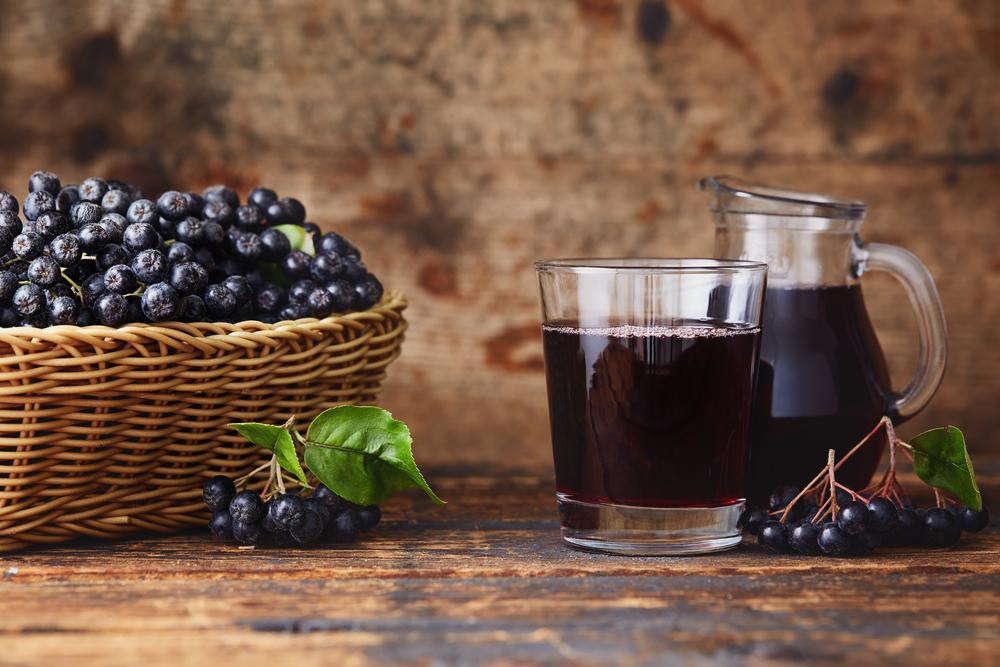 Aronija, voće, šumsko voće, sok, zdravlje