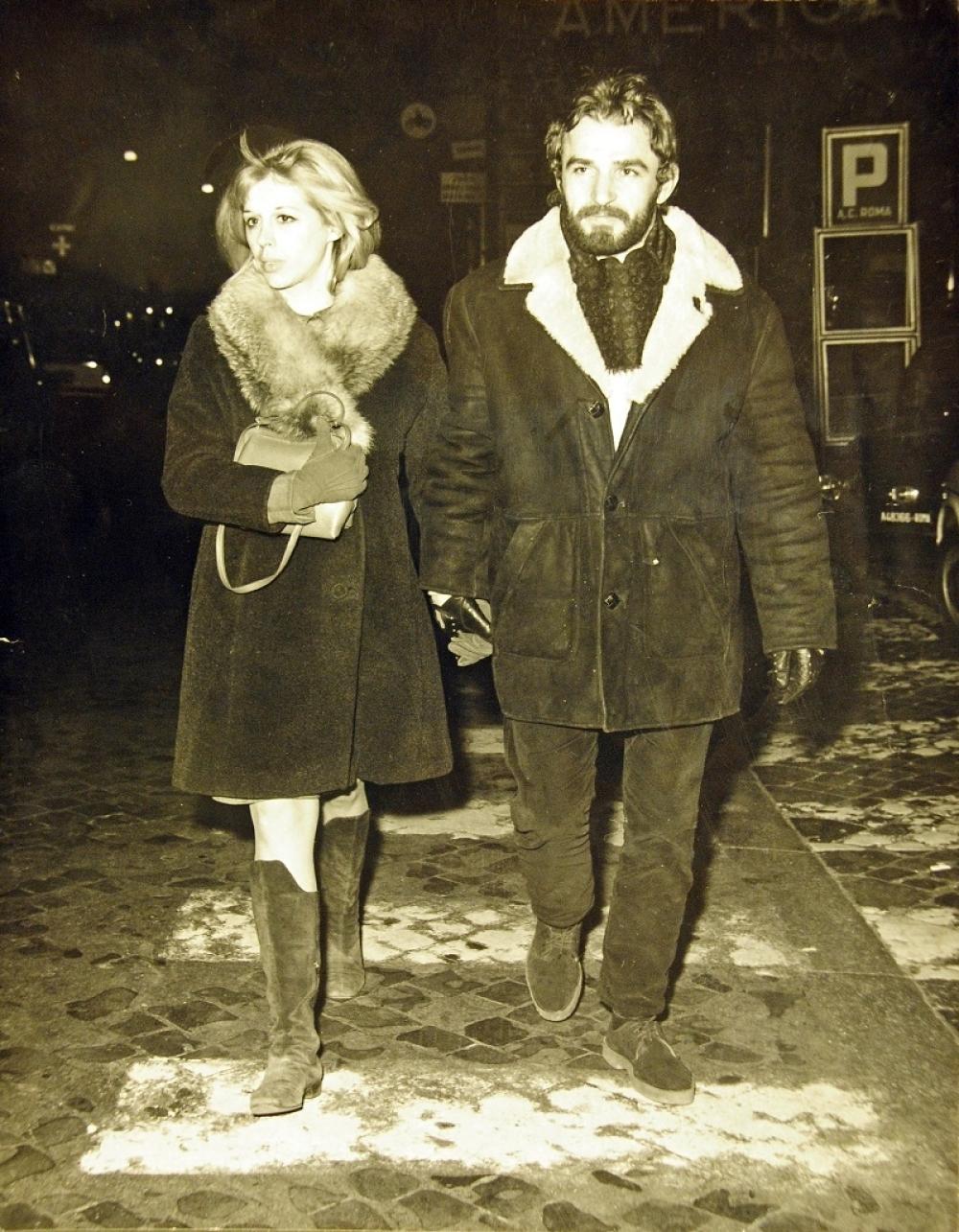 Branka Petrić i Bekim Fehmiu