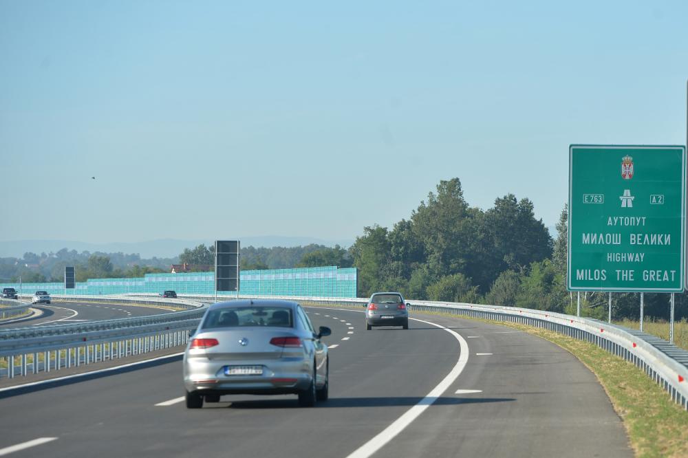 Miloš Veliki auto-put