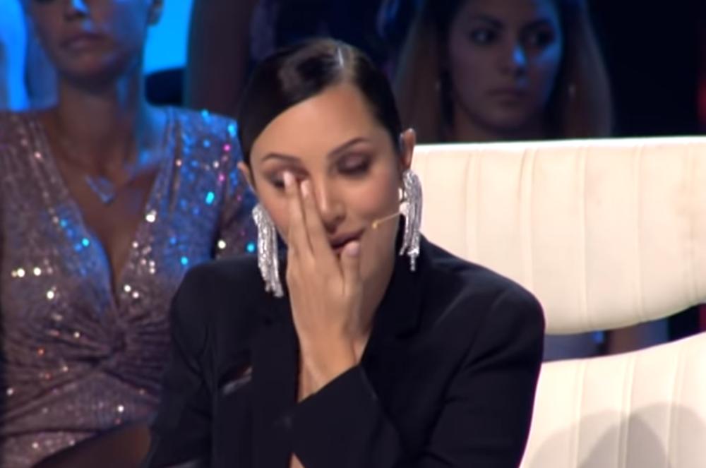 Aleksandra Prijović se rasplakala u emisiji! Zbog ovoga nije mogla da dođe  sebi! (FOTO) - alo.rs