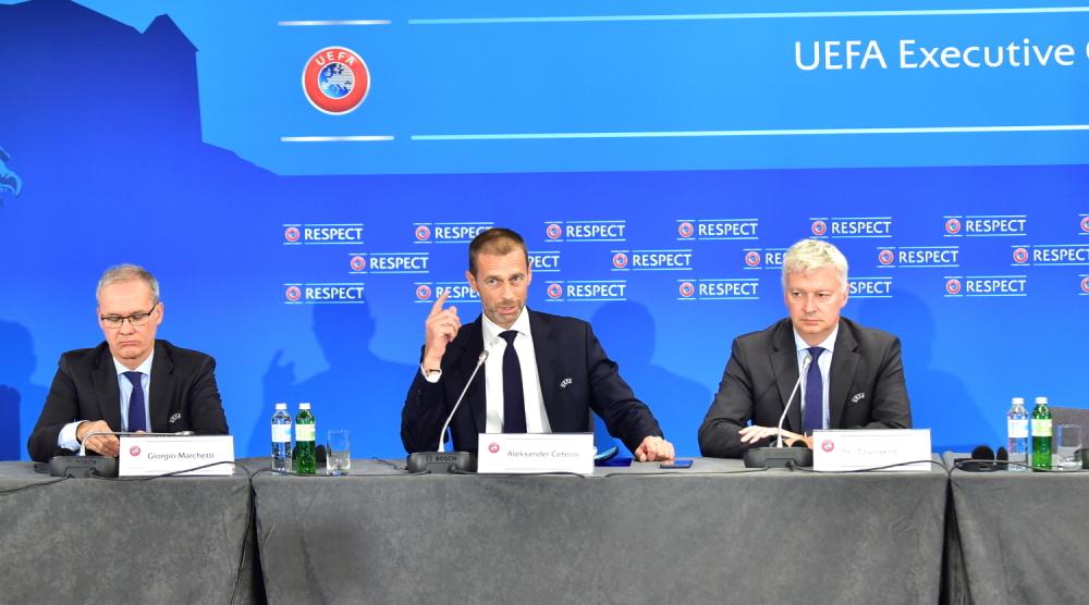 UEFA Čeferin