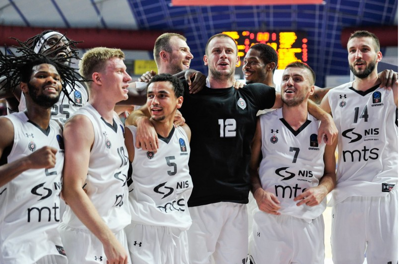 Košarkaši Partizana u utorak (20 sati) doèekuju Lokomotivu u èetvrtom kolu Evrokupa, u hali