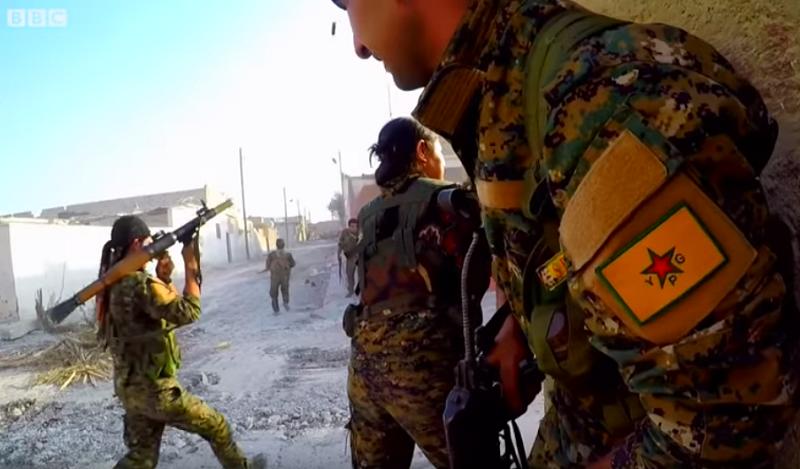 Kurdi izvukli tajno oružje i krenuli u ofanzivu! Zauzeli grad Ras al-Aynu i oterali