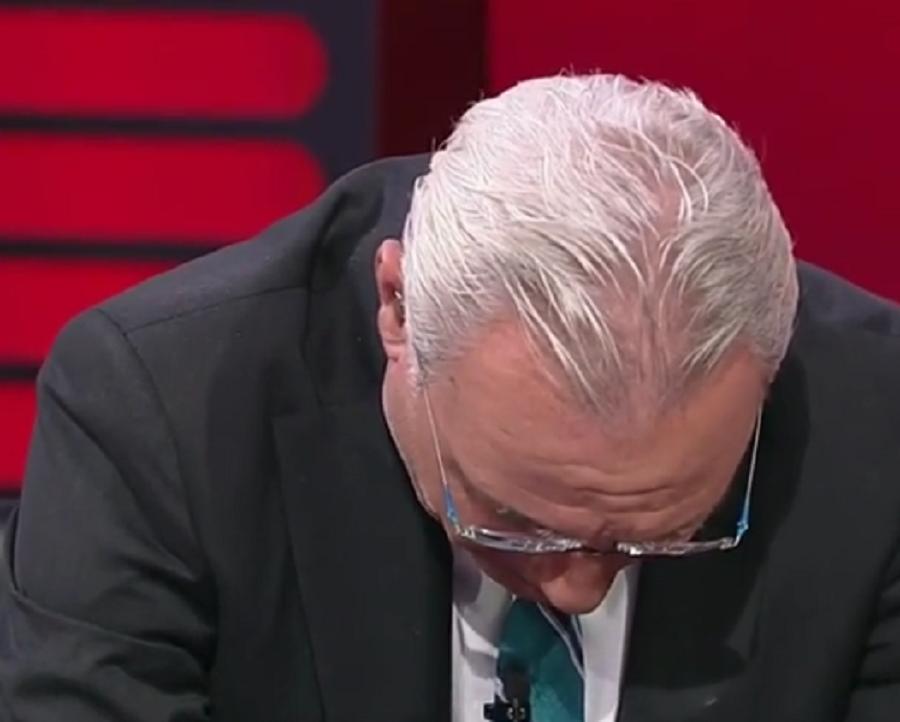 Kum pevaèa Miroslava Iliæa zaplakao usred emisije! Njegove suze nema koga nisu zabolele (VIDEO)