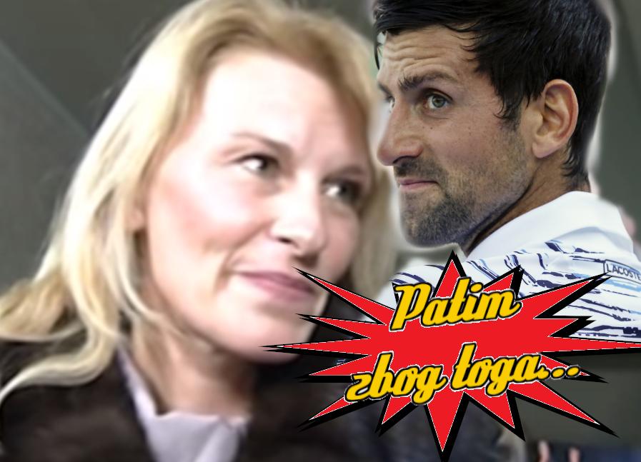 Otkako je Novak uradio jednu stvar, nisu to mogli da podnesu!