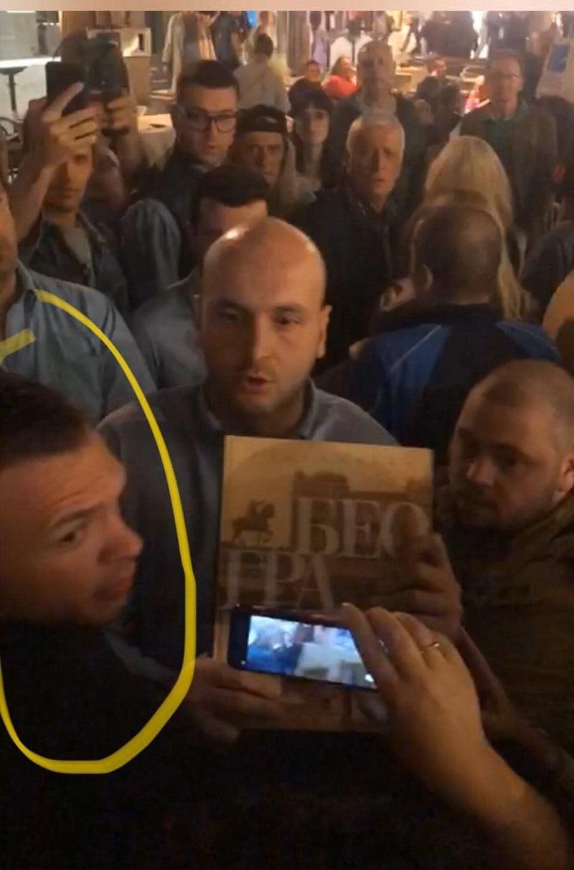 Spisak otkriva ko je organizovao haos u Beogradu! Iza svega stoje 2 èoveka!