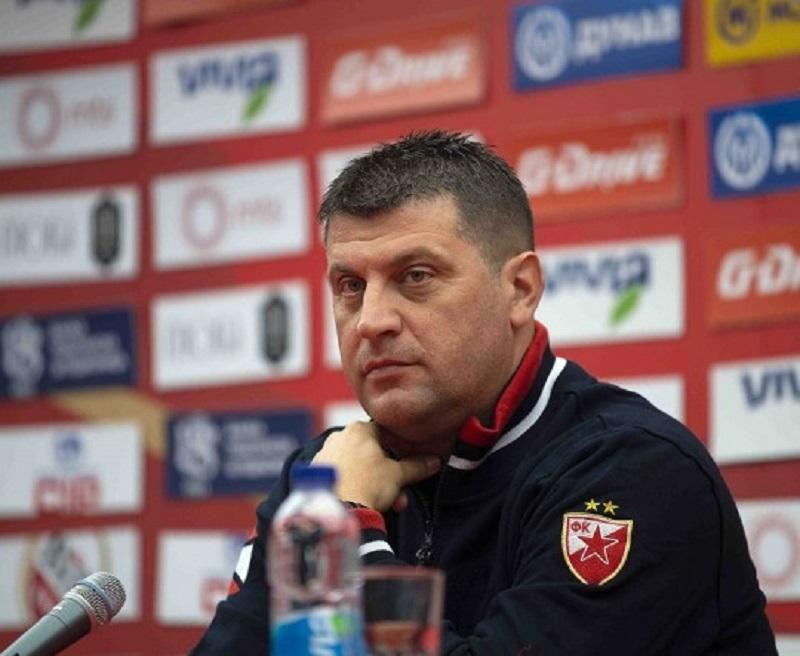 Trener Crvene zvezde pozvao navijaèe da ispune tribine! (FOTO)