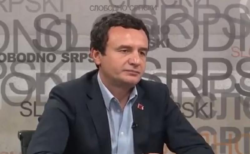 """""""Za nezavisno Kosovo najopasnije je da on ostane na èelu države""""!"""