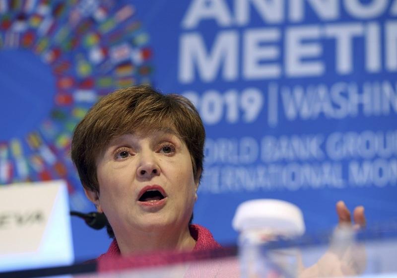 Direktorka MMF uzela reè: Da vam objasnim kakva je situacija u svetu... A onda je usledio šok!