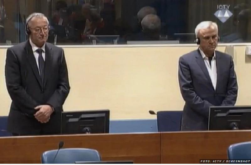 Bio Miloševiæev èovek, a radio mu iza leða! Sedeo na dve stolice istovremeno