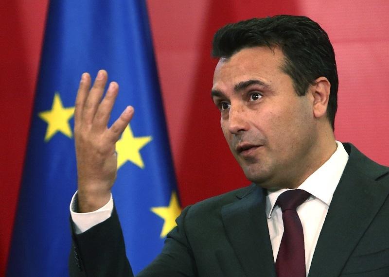 Albanci slave, Zaev im je upravo dao kljuè u ruke!