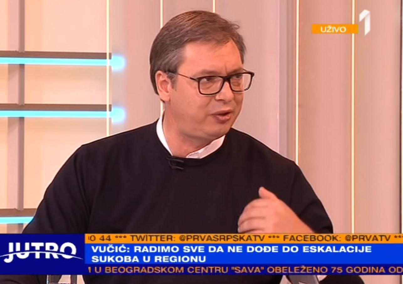 Vuèiæ otkriva koliko novca su od države dobili Zvezda i Partizan!