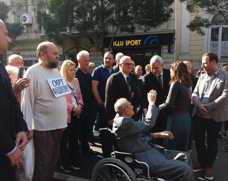 Goran Vesiæ: Memorijalni defile u èast svih koji su dali živote u oslobaðanju Beograda