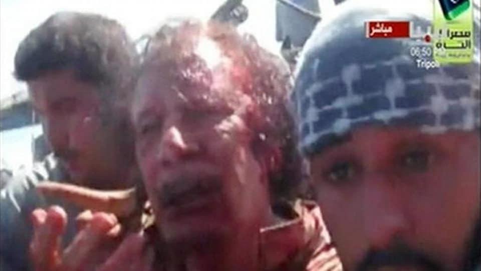 Osam godina od brutalnog ubistva Moamera el Gadafija! Smrt koju su tri evropska lidera proslavila i odahnula zbog novèanog duga!