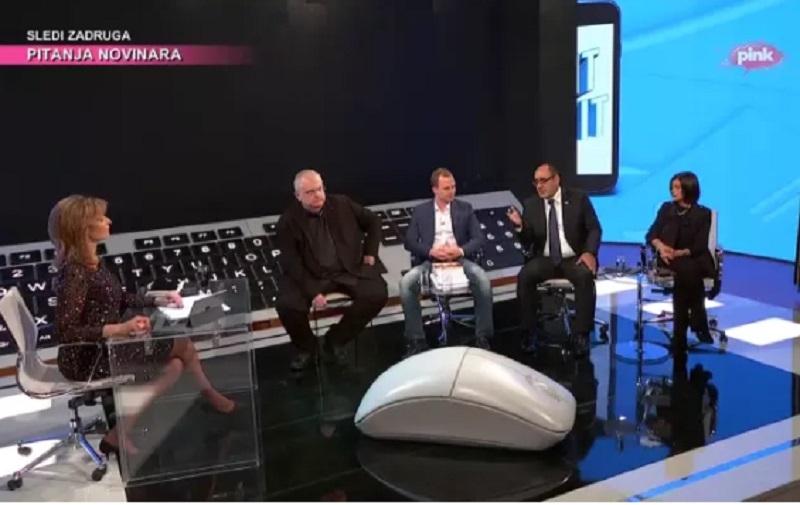 Ðukanoviæ i Èanak grmeli u emisiji, a onda je Kija Kockar iznenadila gledaoce!