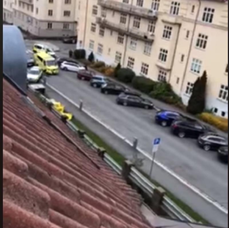 Ukrao kola hitne pomoæi, pa krenuo da gazi! Neviðeni haos na ulicama, mnogo povreðenih! (VIDEO)